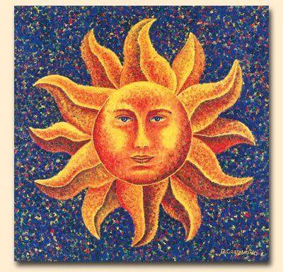 Cbs Sunday Morning Sun Faces