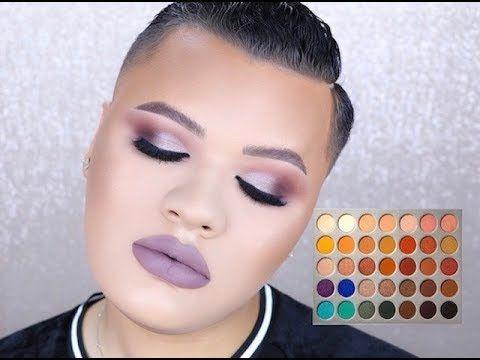 Jaclyn Hill X Morphe Tutorial Cool Toned Makeup In 2019 Jaclyn Hill Palette Jaclyn Hill