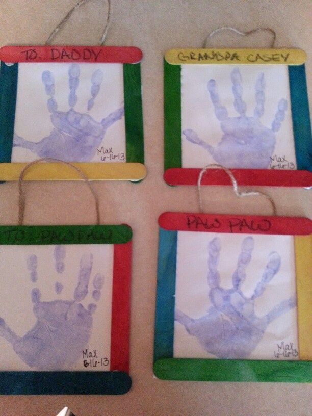 father's day crafts for preschoolers | fathers day craft ...
