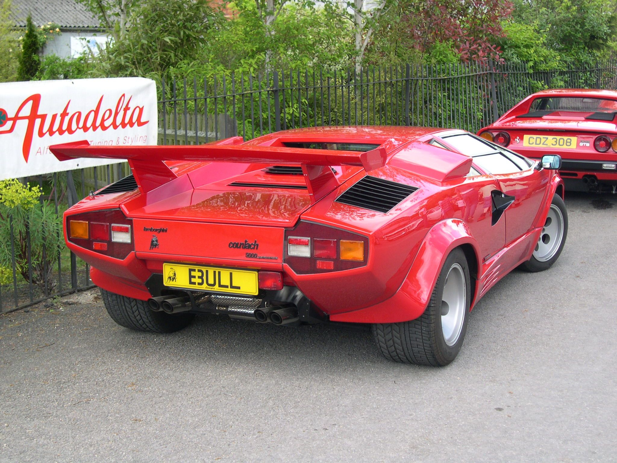 Pin By Georges On Lamborghini Countach And Diablo Pinterest