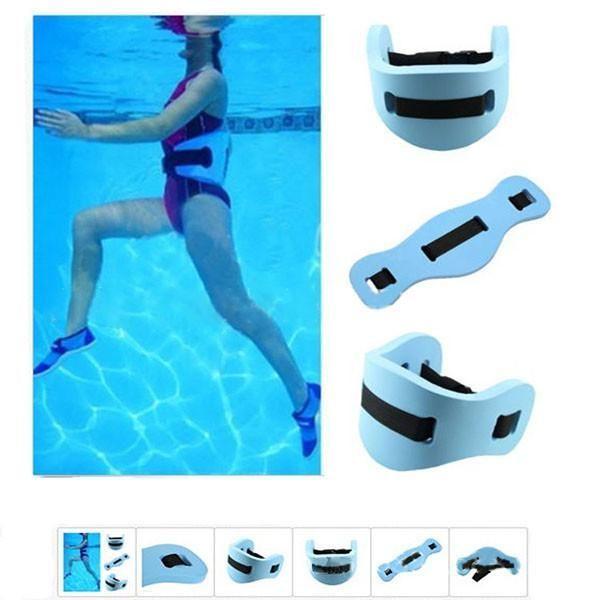 Train Support Rehab Belt Waistband Floatation Water Aqua Swim New Exercise