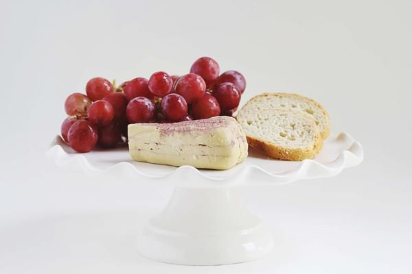 Vtopian Port Cheddar Cheese Wedge - 170g