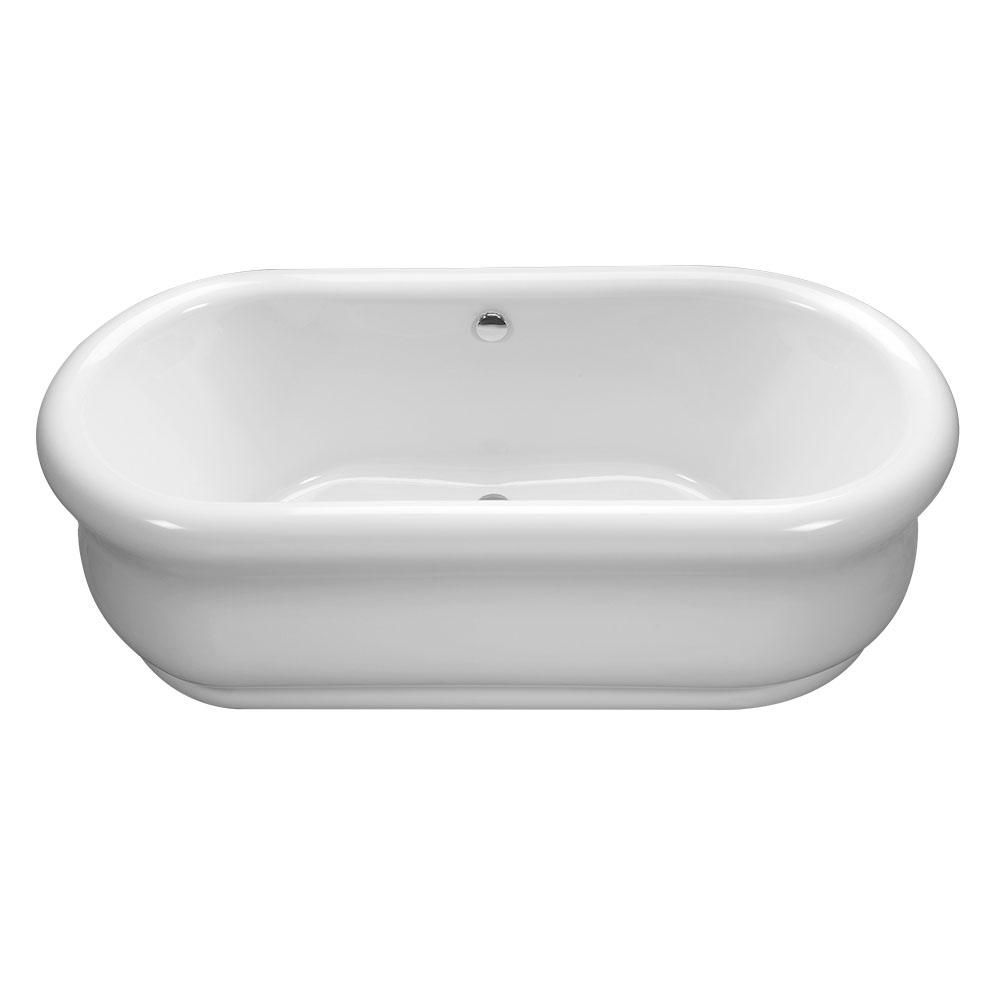 Faucets N\' Fixtures - MTI Baths - S202-WH - 72x36 WHITE FREESTANDING ...