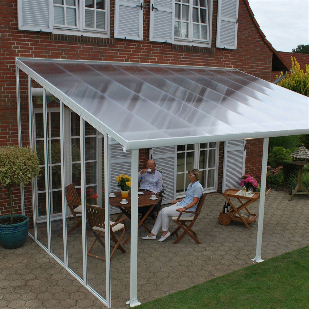 Palram HG9 Feria Patio Cover Sidewall Kit | Sunrooms and