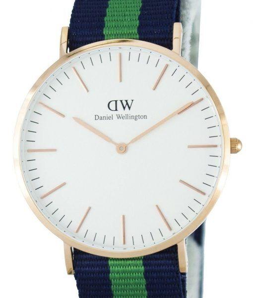 Daniel Wellington Classic Warwick Quartz DW00100005 (0105DW