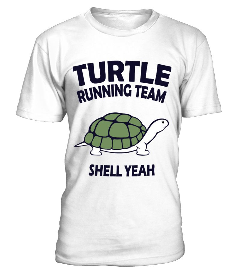 Turtle Running Team T Shirt Birthday November Gift Ideas Photo Image Riding Jogging