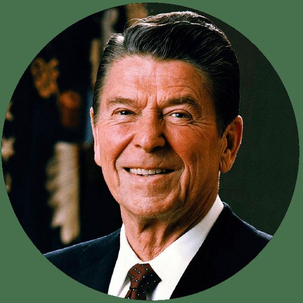 Gilder S Technology Profits Summit President Ronald Reagan Financial Strategies Global Economy