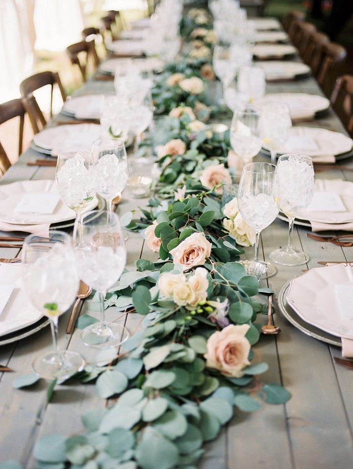 Elegant + affordable wedding centerpiece | Inexpensive wedding ...