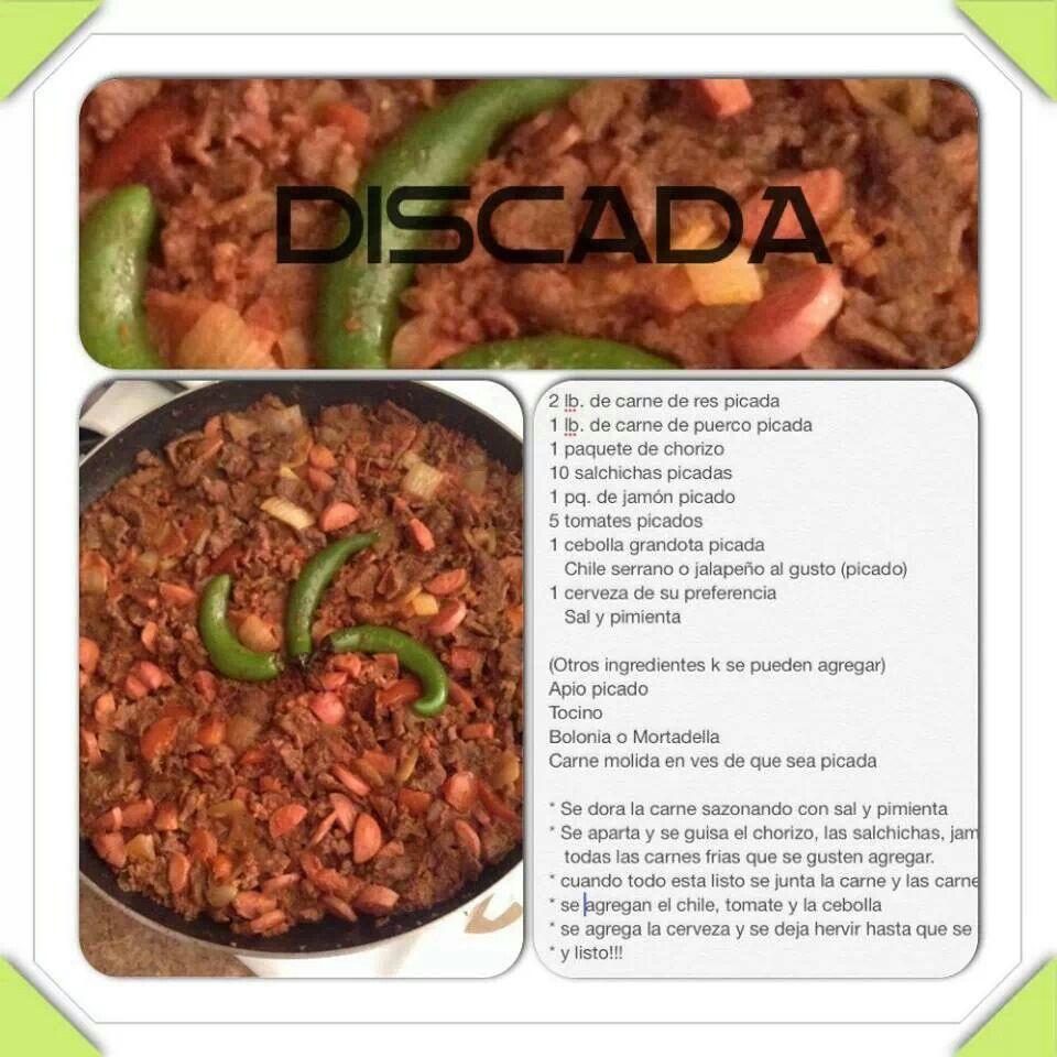 Discada | MAMASzD3ALA1 | Pinterest | Comida mexicana, Mexicanos y ...