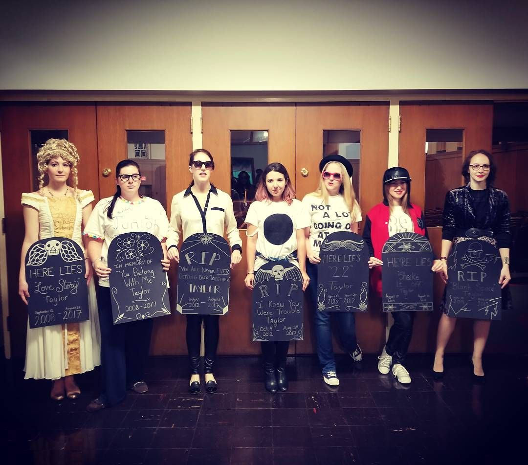"""26 taylor swift """"reputation"""" costumes that totally killed halloween"""