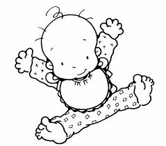 Resultado de imagen para bebe recien nacido para colorear for Recien nacido dibujo