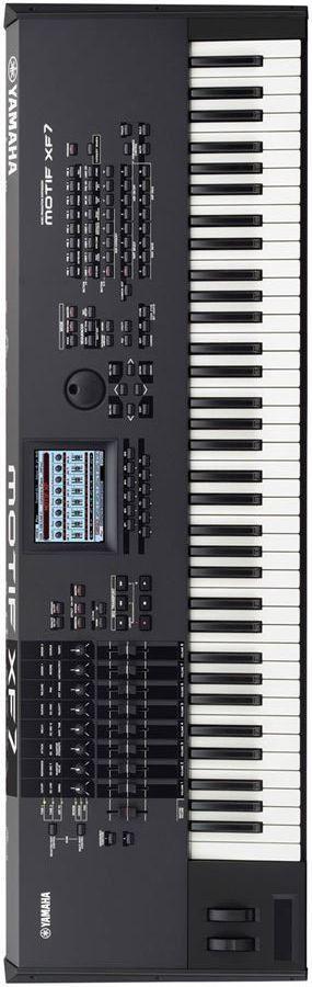 Yamaha MOTIF XF7 | 76 Key Music Production Synthesizer