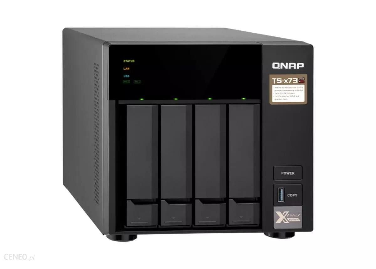 Serwer Plikow Nas Qnap Ts 473 4g Locker Storage Storage Lockers