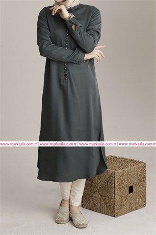 Tesettur Giyim Tunik Modelleri Moda Fashion Diy Tesettur Allday Tunik Bwest Tesettur Bayan Pantolon Etek Sal Yaz Tunik Hijab Chic Giyim