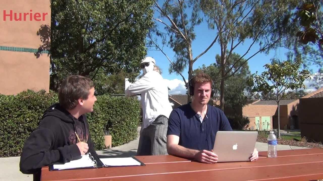 Funny video illustrating the HURIER Model