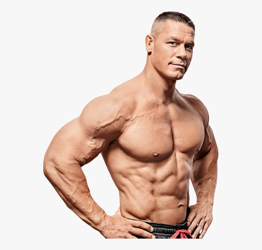 John Cena John Cena Wrestler Bodybuilding