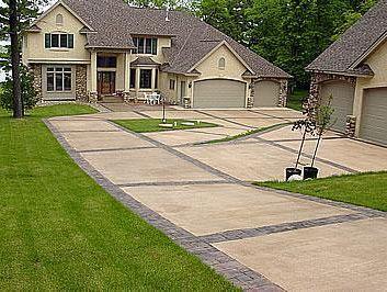 how to break up a patio sidewalk slab 24x30x2