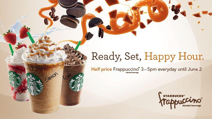 Starbucks Ad Summer Google Search Starbucks Frappuccino Caramel Frappuccino