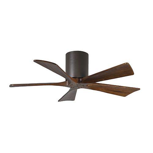 Matthews fan irene h 5 textured bronze 42 inch hugger style ceiling irene 5 textured bronze 42 inch hugger ceiling fan with wood blades matthews fan hugger ce aloadofball Choice Image