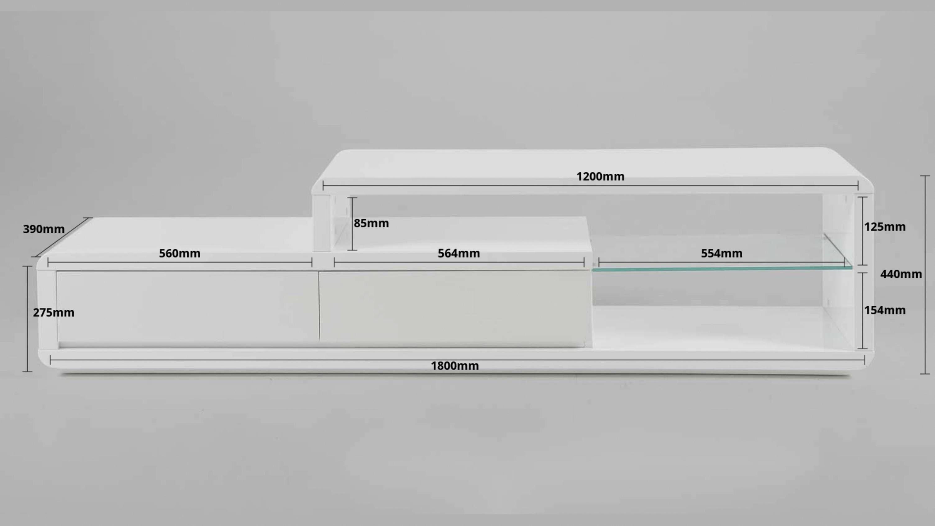 Alessia White Gloss Tv Table White Gloss Tv Unit Tv Unit Design Tv Unit