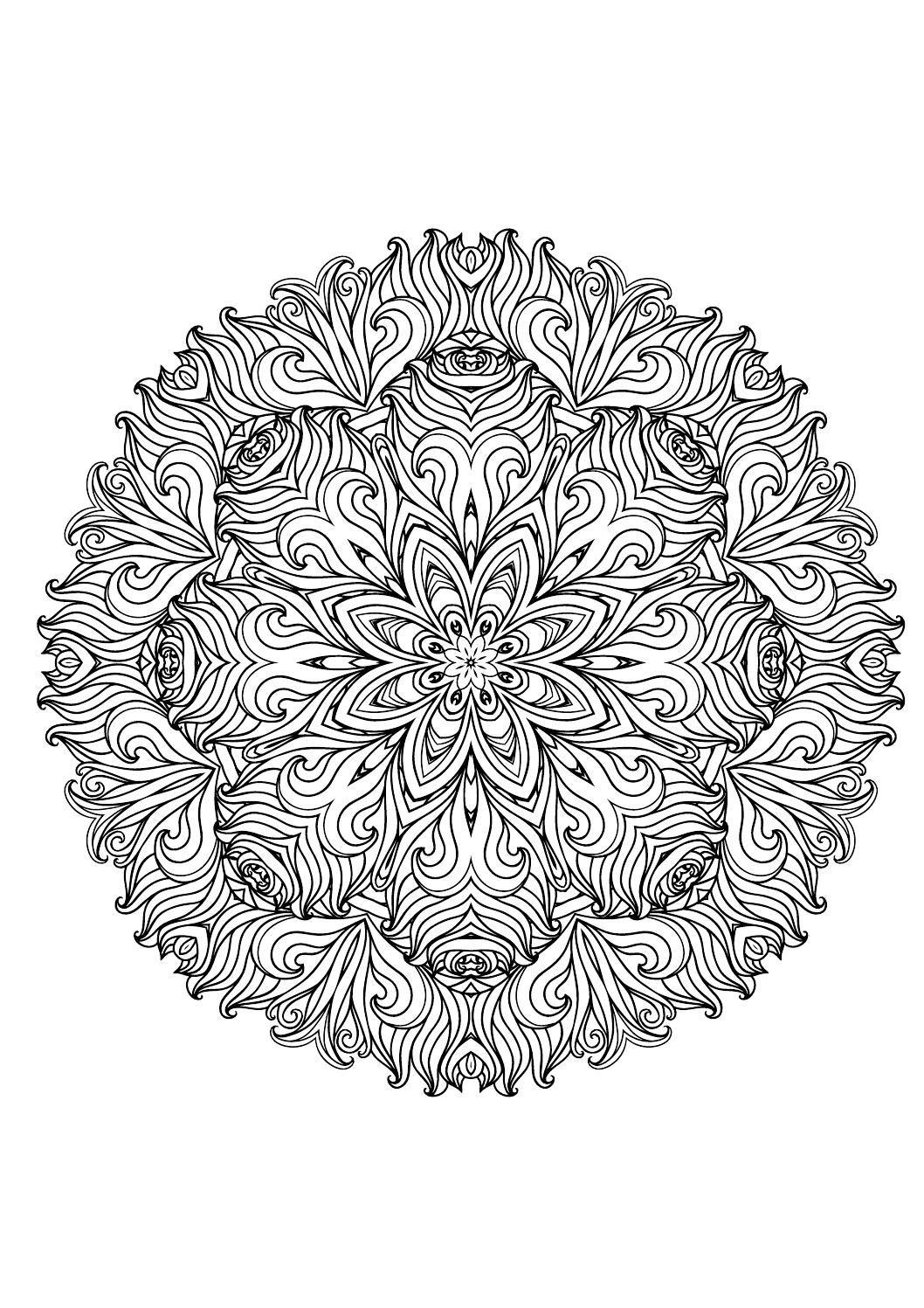Didzioji mandalu knyga mandala geometric mandala and adult coloring
