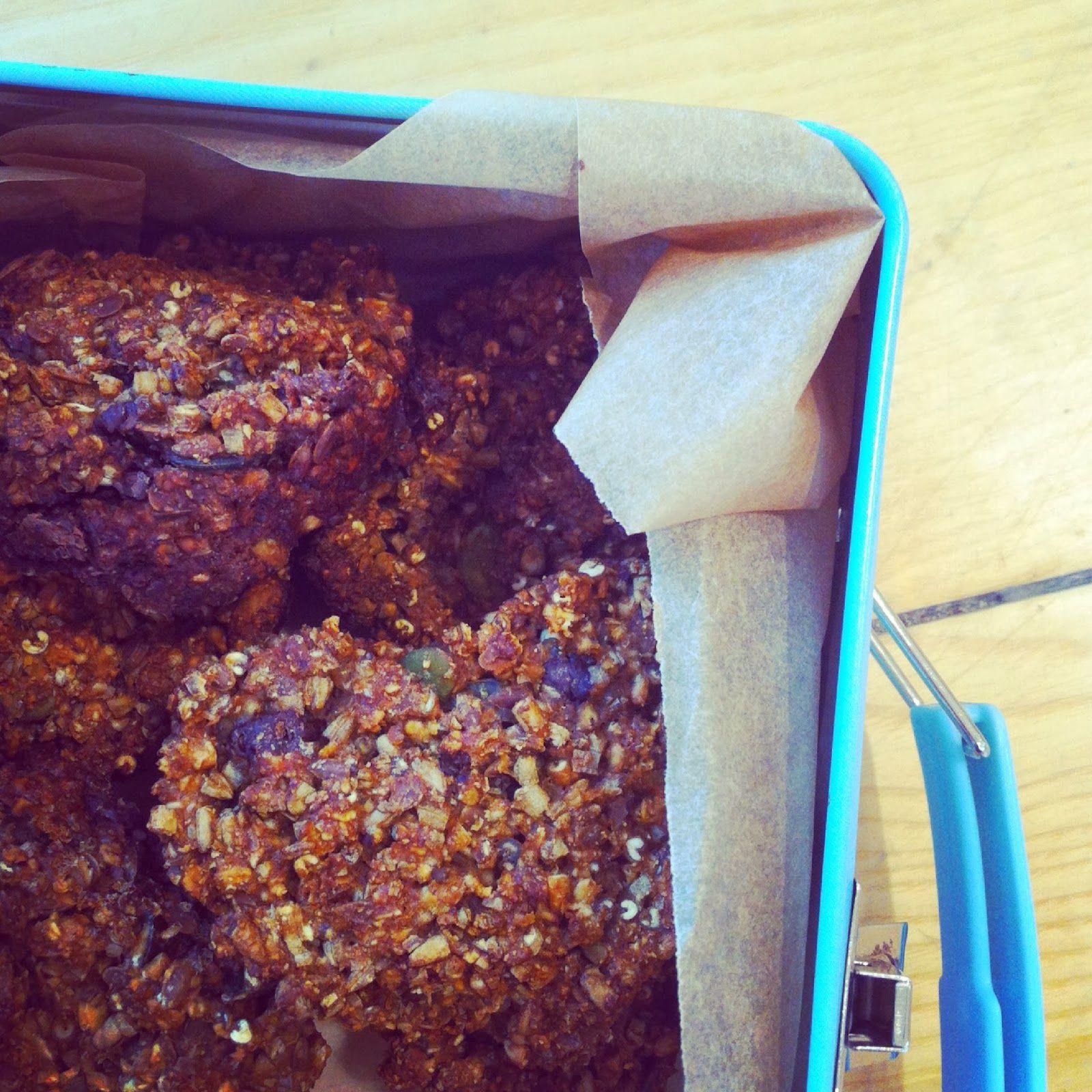 Rugbrødsboller med chokolade - byhornung