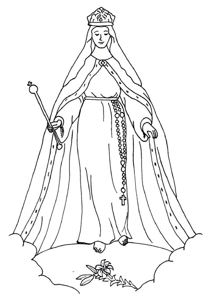 free printable coloring pages of the virgin mary - pin by adelaide apodaca on colorist pinterest mary