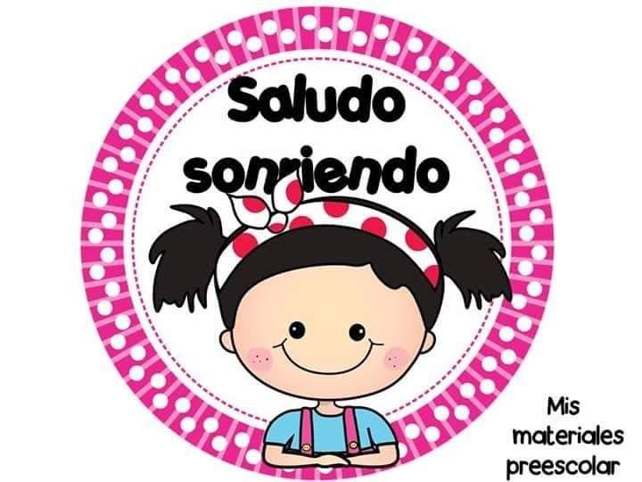 Pin De Priscila De Tres En Dibujos De Ninos Formas De Saludar Disciplina Para Ninos Horario Preescolar
