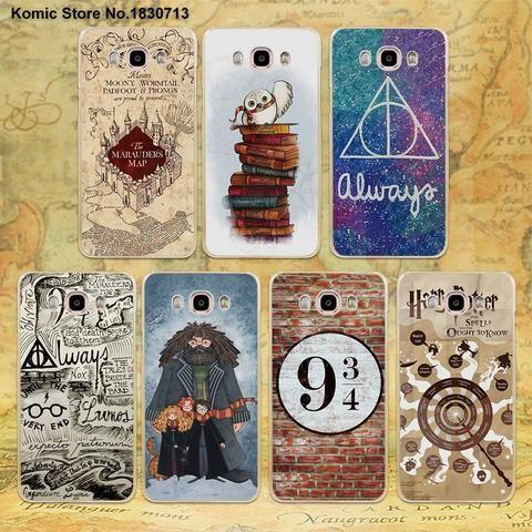 Harry Potter Always Case For Samsung Galaxy J2 Prime J7 2016 J5 J3 2017 Transparent Clear Case Co Harry Potter Phone Harry Potter Phone Case Cover Harry Potter