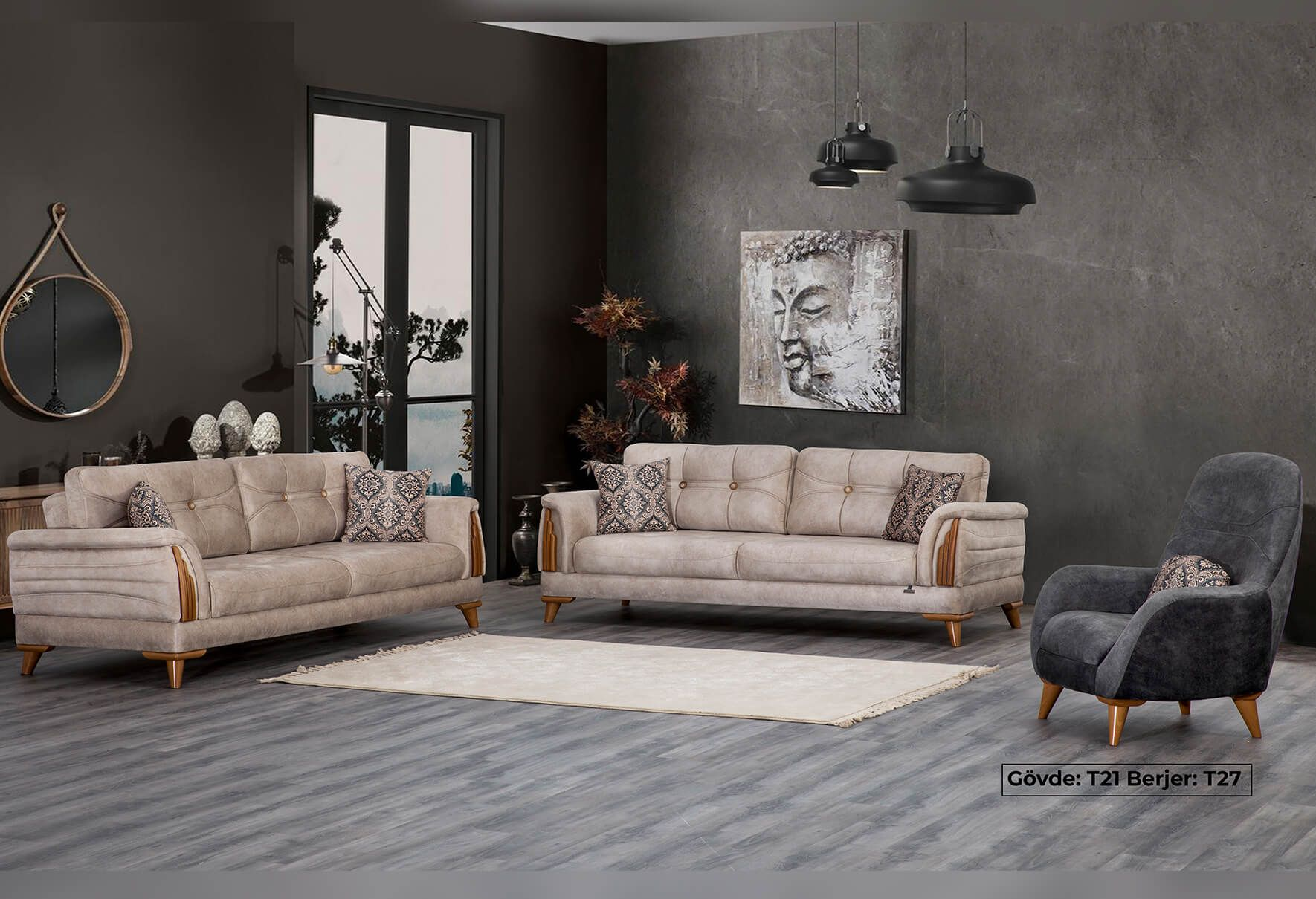 Lux Olivya Koltuk Takimi In 2020 Furniture Home Decor