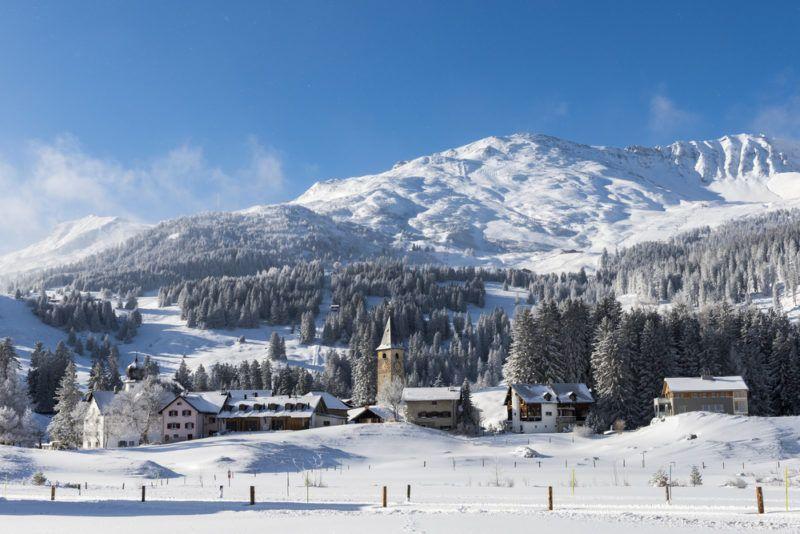 Die 5 besten Reiseziele für Weihnachten