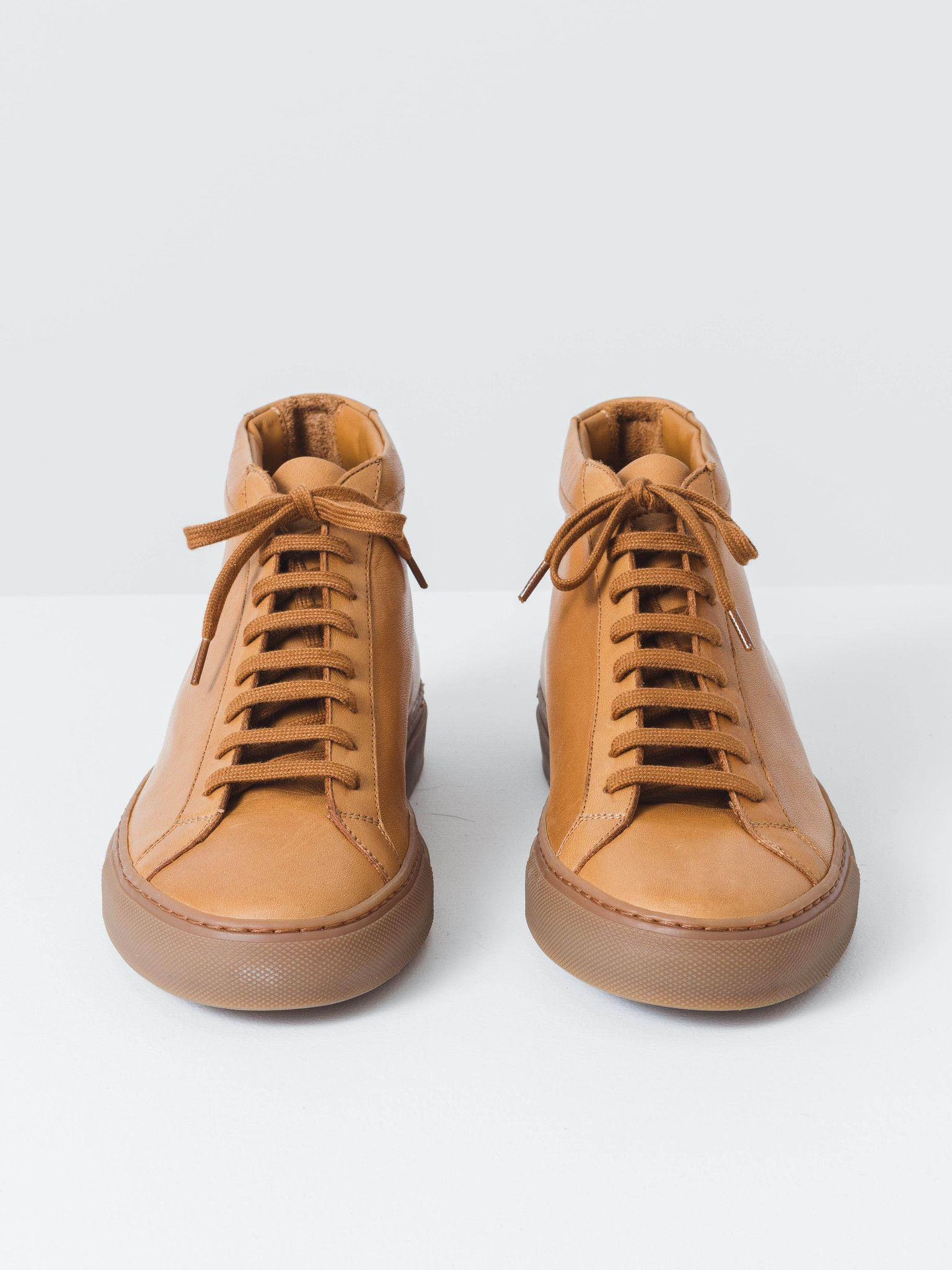 Original Tan Achilles Mid