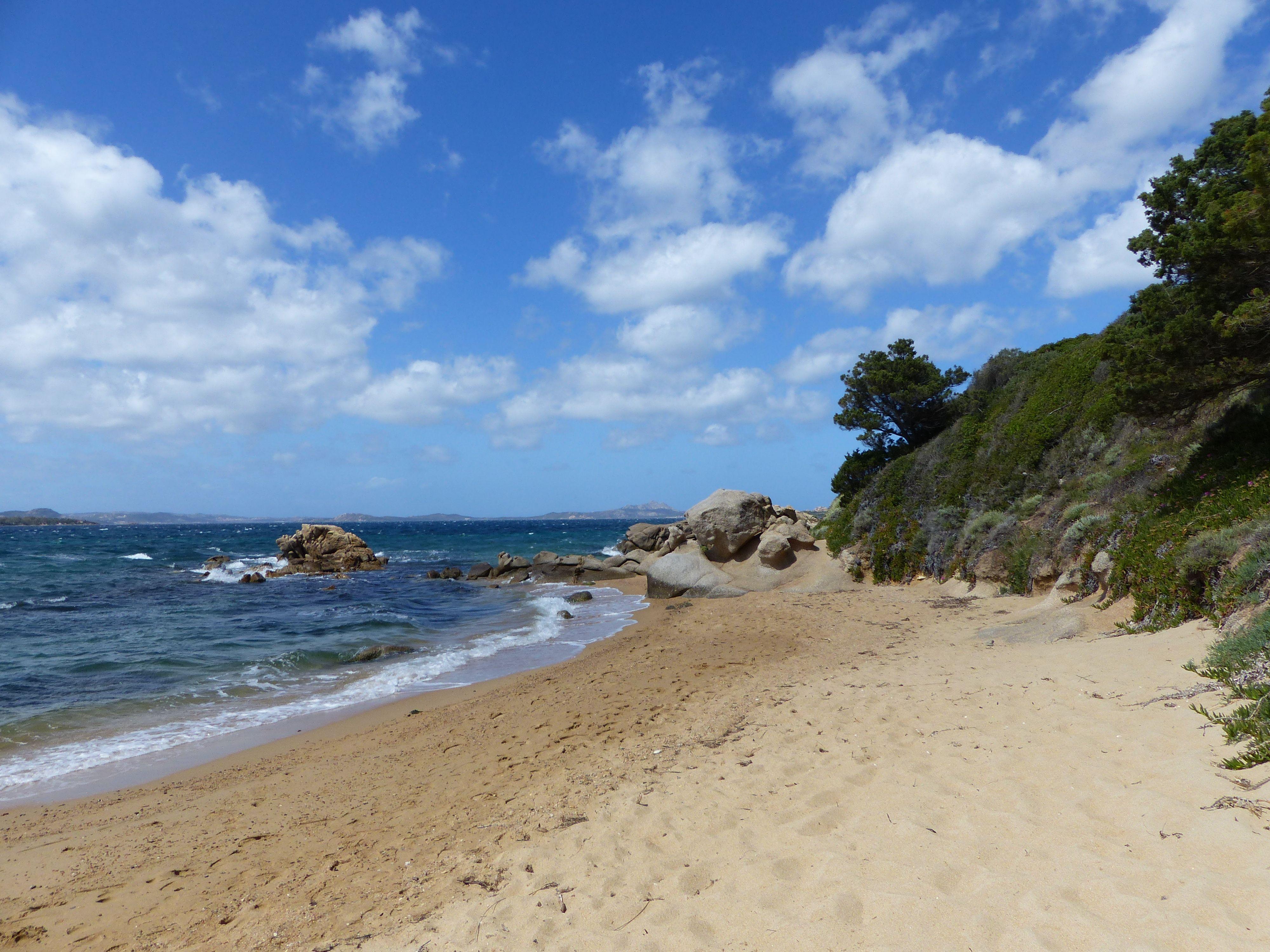 Cala Ginepri Beach Baia Sardinia Sardegna Sardinien Sardinia