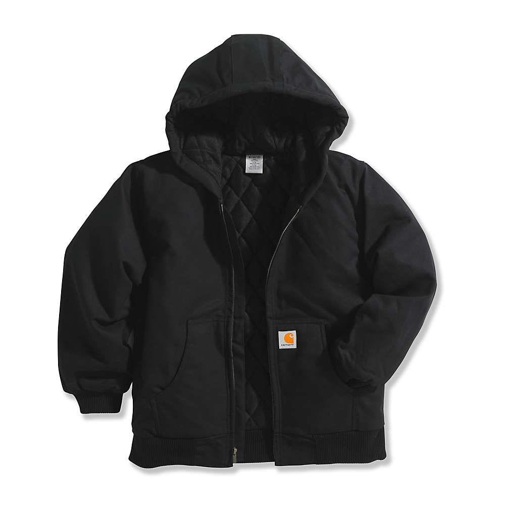 Carhartt Kids Active Jac Jacket Outerwear Jackets Boys Jacket Active Jacket [ 1000 x 1000 Pixel ]