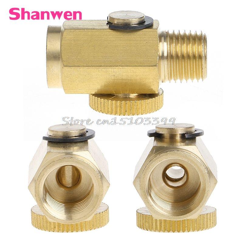 1 4 Npt Brass Compressed Air Pressure Valveinline Regulator Solid Tool G205m Best Quality Compressed Air Air Pressure Solid Brass