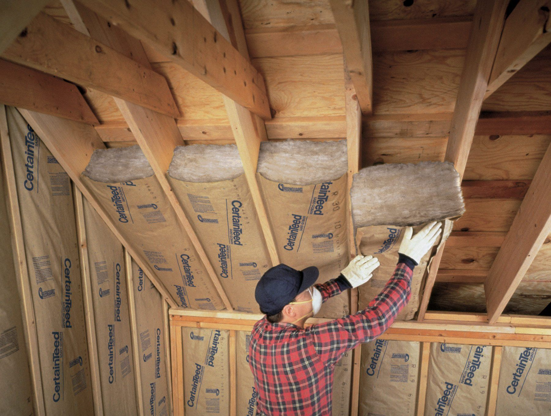 Is Your Home Properly Insulated Insulating A Shed Cool Roof Cheap Insulation
