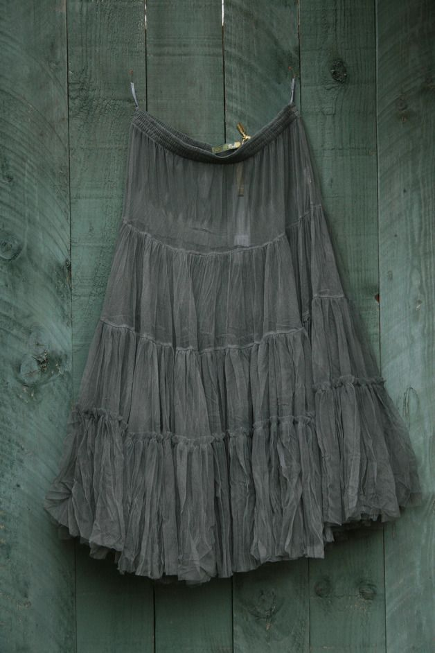 new style dfaff 744d7 Petticoat & Unterrock - Tüll-Unterrock Petticoat Lagen-Look ...