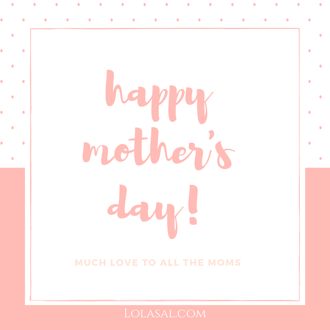 Happy Mother's Day! 🌺 🌺🌺 we pay a special tribute to all ...