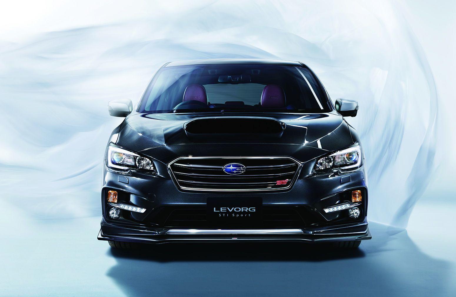 New Subaru Levorg Sti Sport Wagon Is Kind Of A Bummer Subaru Levorg Sports Wagon Subaru