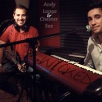 Andy Lange and Chester See - Wicked by David Stickler on SoundCloud