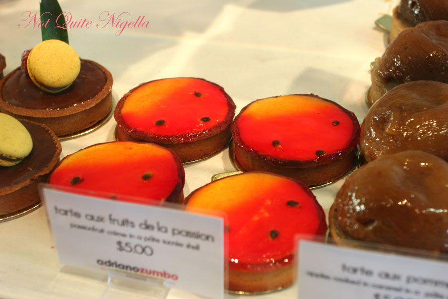 Zumbo Cakes Passion Fruit