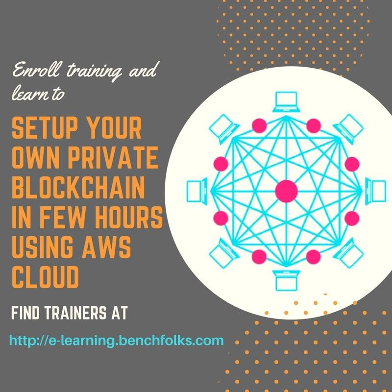 Enroll Blockchain Training With Certification In Usa Blockchain Train Online Training