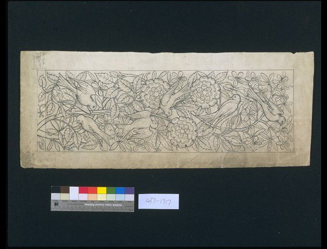 Drawing        Credit Line:        Given by Mrs William de Morgan