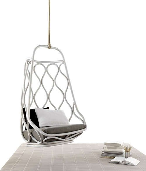 Rattan Hanging Chair by Expormim Pinterest Hanging chair, Rattan