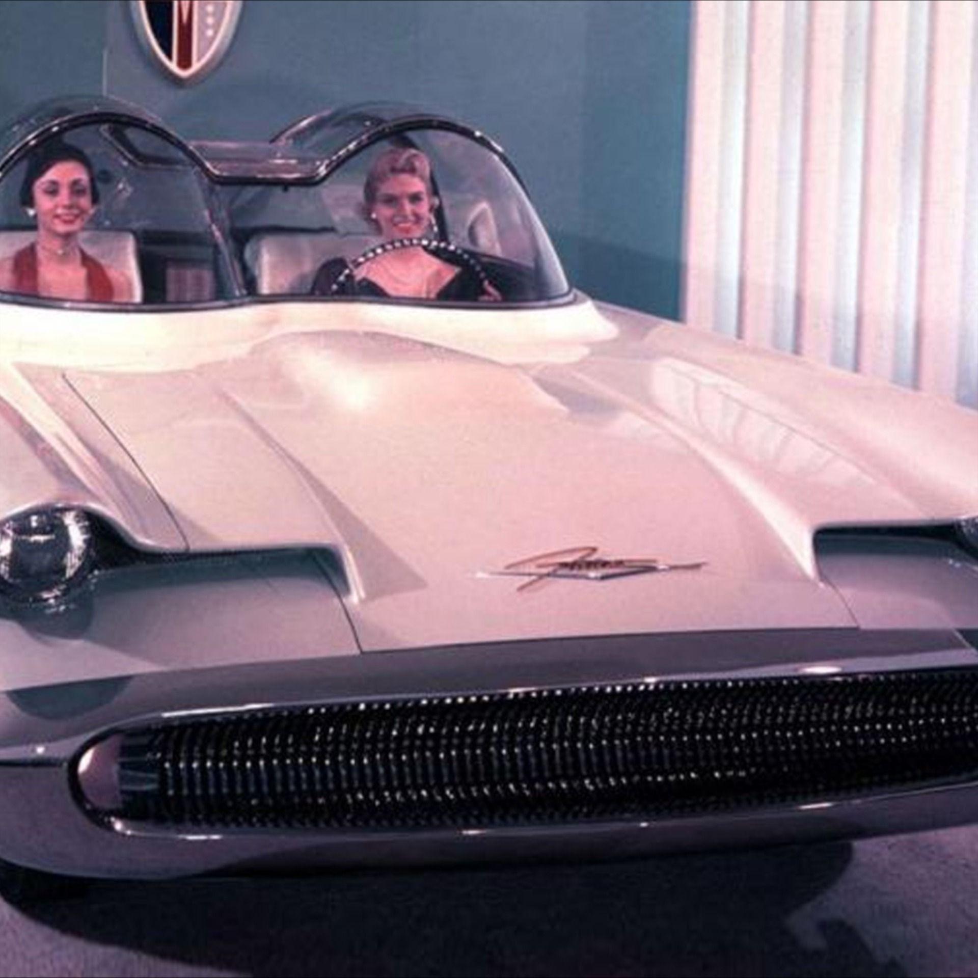 1955 Lincoln Futura in 2020 Concept cars, Automotive