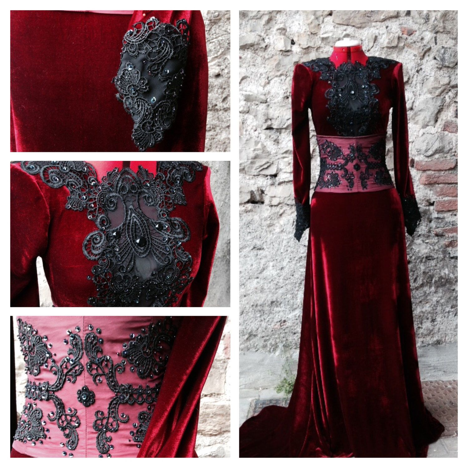 Regina Once upon a time OUAT costume 10 YEAR ANNIVERSERY