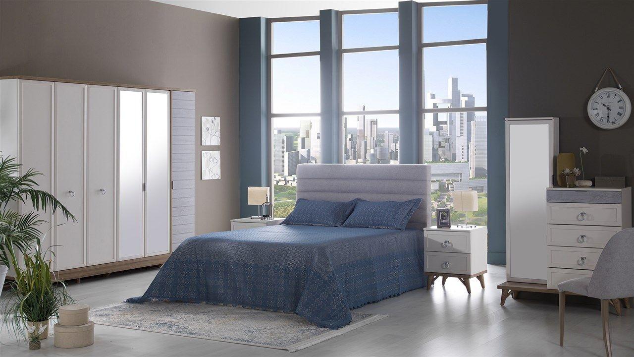 Mavenna Bedroom Set Istikbal Bedrooms 2019 Yatak Odasi