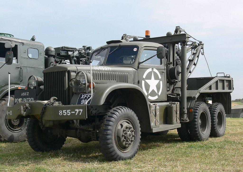 Diamond T Recovery War Machines Pinterest Recovery