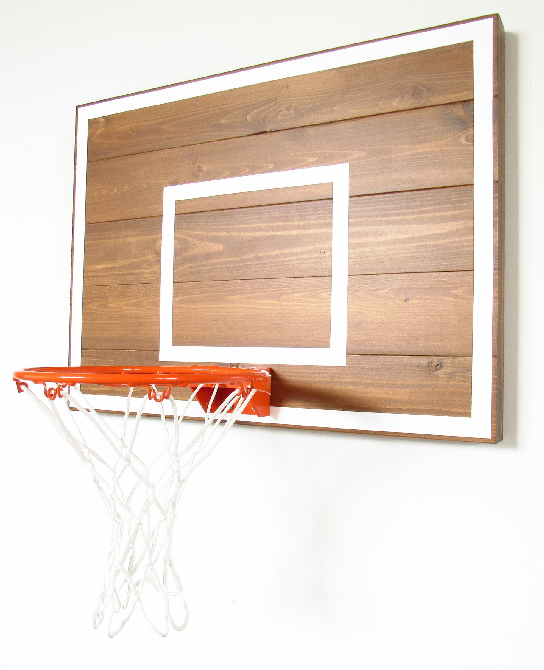 Our Original Brown Basketball Hoop With White Lines Will Always Be A Classic Mini Basketball Hoop Gam Indoor Basketball Hoop Basketball Hoop Indoor Basketball