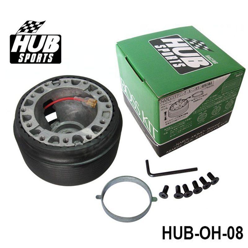 Hubsports - Adapter Boss Kit Aftermarket Steering Wheel For HONDA